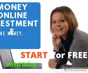MONEY ONLINE INVESTMENT  Invest Online. Make Money.